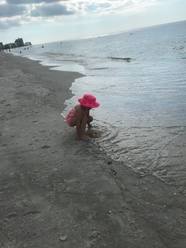 Playing on the beach, Sank Key, Florida, warm days spent in the beach, spending time at the beach is good for you
