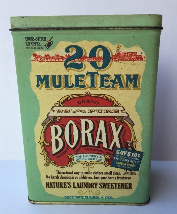 Borax, Easy household cleaning, household cleaning tips, budget-friendly household cleaners, environmentally-friendly cleaners, fast cleaning solutions, laundry detergent alternative, dishwasher powder alternative, bleach alternative, inexpensive household cleaner