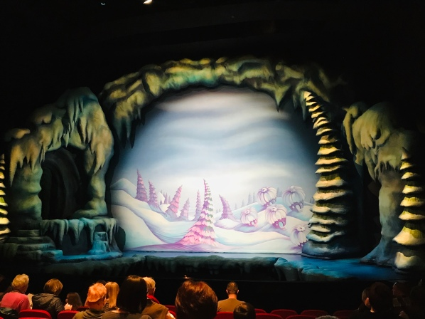 Dr. Seuss, Children's theatre, Christmas play, cultural enrichment