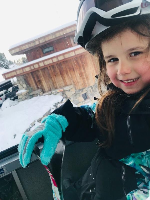 Ski like a girl, Steamboat Resort, ski vacation