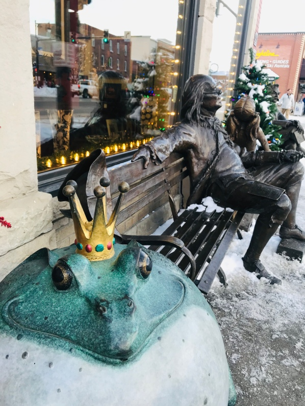 Downtown Steamboat Springs, Colorado, things to do in winter in small town USA